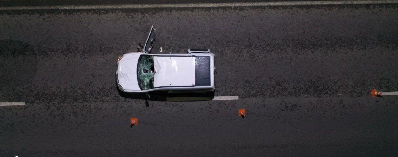 На Львовщине нацгвардеец сбил человека, дело расследует ГБР