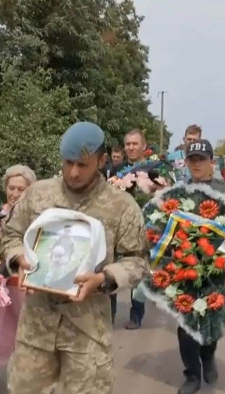 Україна прощається з чотирма морпіхами, яких бойовики убили під Павлополем