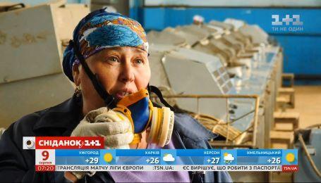 Ежедневно на Киевскую станцию аэрации попадает до 20 тонн мусора