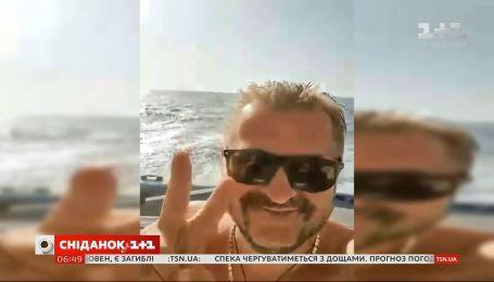 Александр Пономарев празднует свой 46-й день рождения