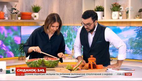 Наталія Самойленко розповіла, як їсти кавун, аби не отруїтися