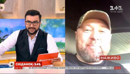 Александр Пикалов рассказал, кто будет пародировать Зеленского и Вакарчука
