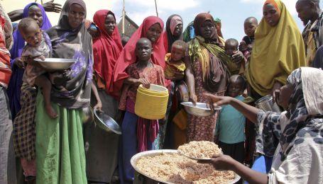 Планеті загрожують голод та погодні аномалії. Звіт ООН