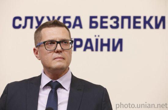 В СБУ скоротять до тисячі працівників - Баканов