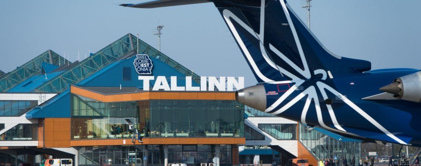 У столиці Естонії в аеропорту помер українець