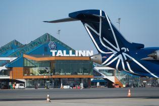В столице Эстонии в аэропорту умер украинец