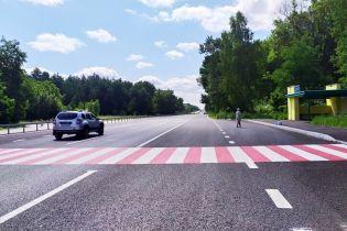Международное шоссе Чернигов–Гомель показали на видео после ремонта