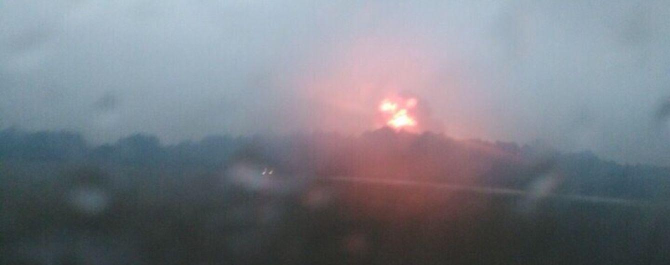 В России на военном арсенале прогремели новые взрывы