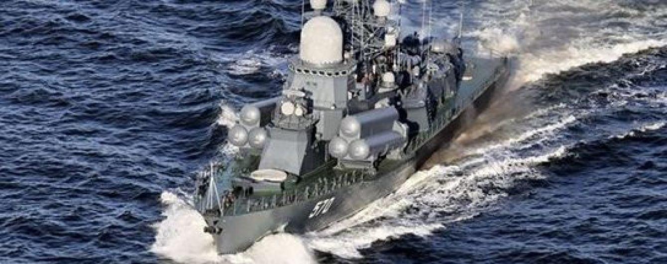 Сутички в Японському морі: російські прикордонники затримали понад 80 моряків із КНДР