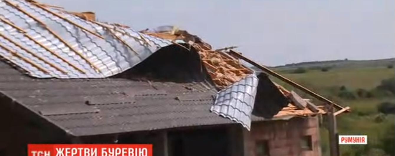 В Румынии пятый день бушует непогода: появились жертвы