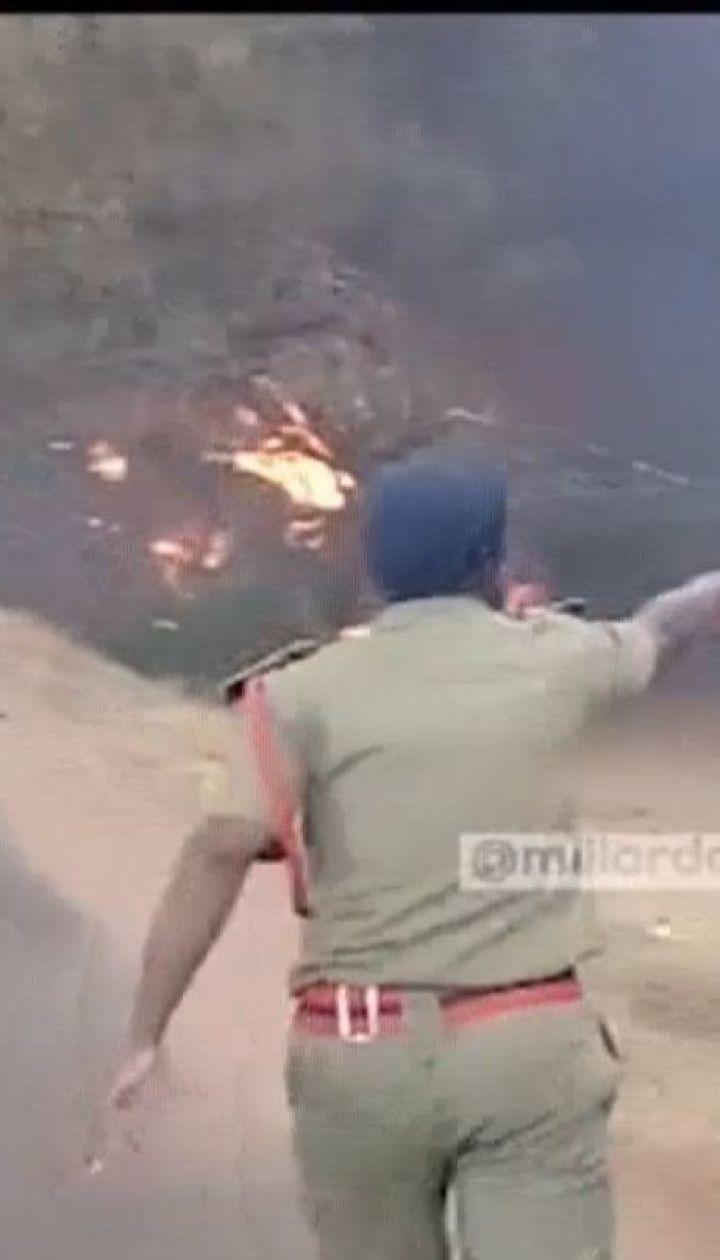 Понад пів сотні людей загинули через вибух бензовоза в Танзанії