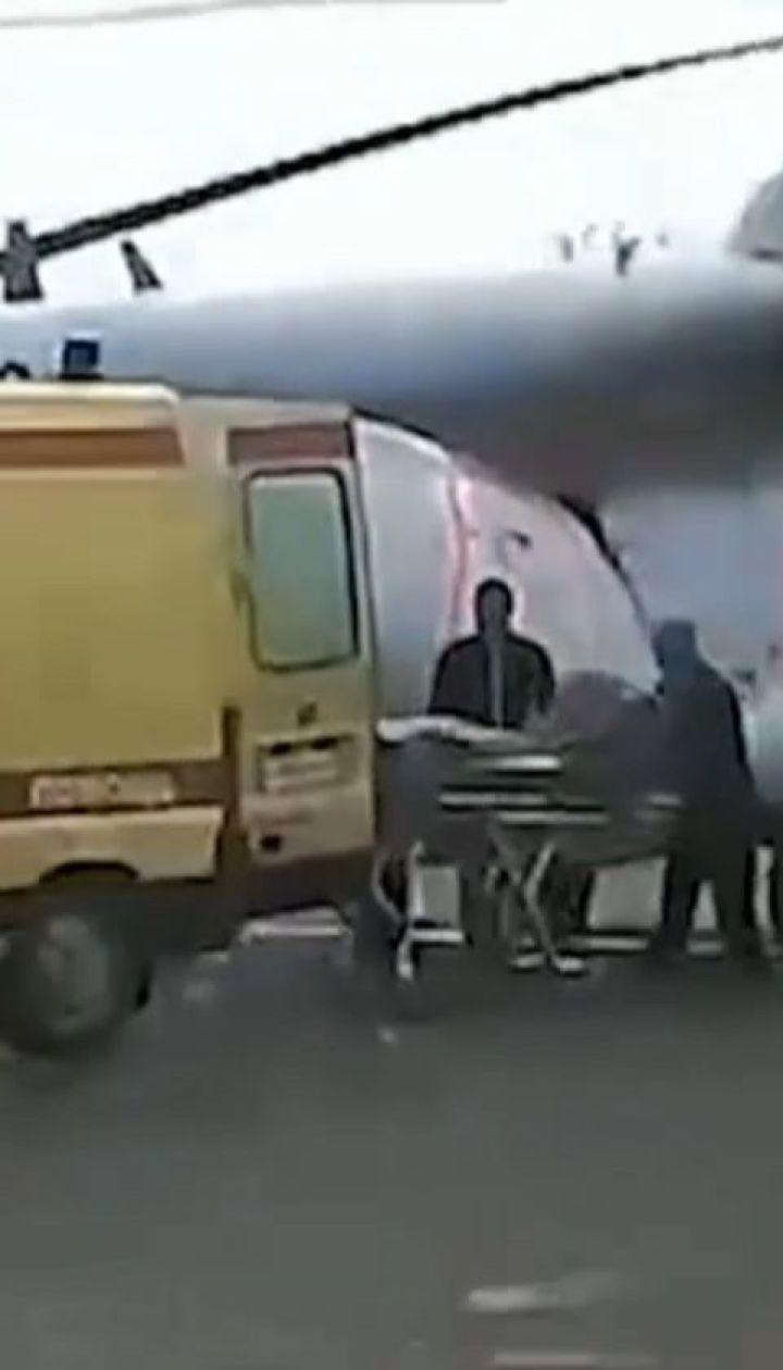 До п'яти зросла кількість загиблих від вибуху на полігоні в РФ