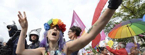 Первый прайд-парад в Плоцке стал ареной предвыборной борьбы в Польше