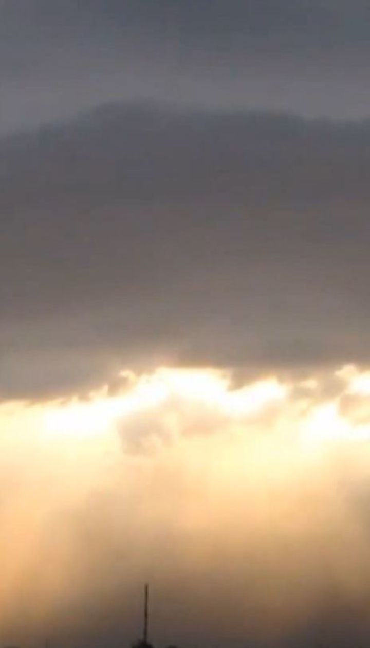 Пилові бурі накрили кілька населених пунктів на Запоріжжі