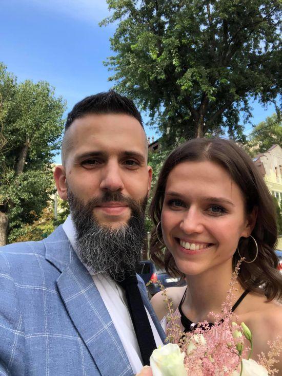 Керівник Держмитниці Нефьодов одружився за добу й показав весільні фото