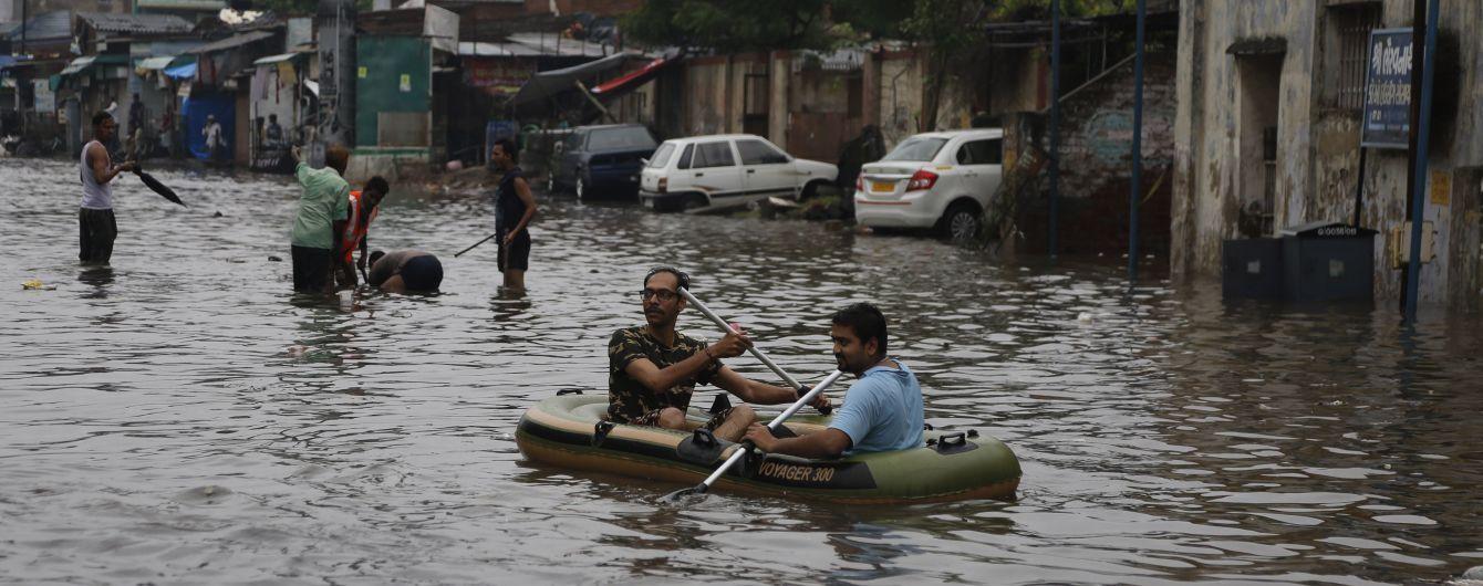 На юге Индии в результате наводнений погибли 93 человека