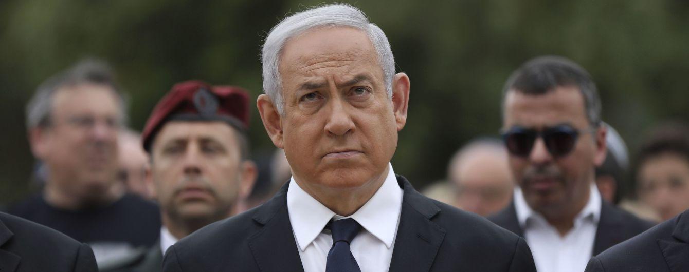 До України вперше за 20 років прилетить прем'єр Ізраїлю