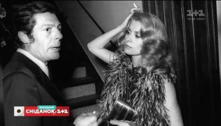 История любви Катрин Денев и Марчелло Мастрояни