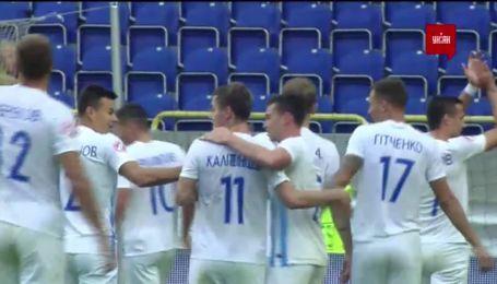 Дніпро-1 - Десна - 0:1. Відео голу Філіппова