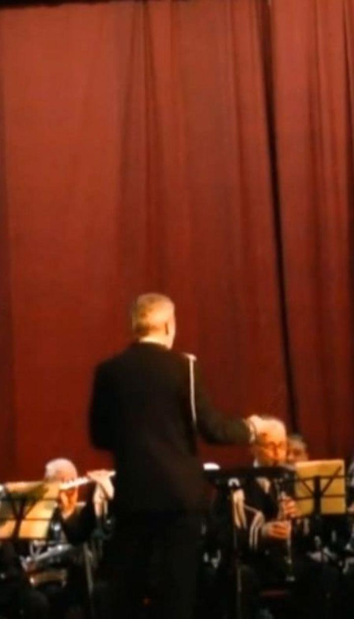 Із тернопільського оркестру звільнились майже всі артисти на знак протесту керівникові