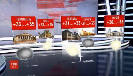 Спека замінить короткочасні дощі найближчим часом на території України