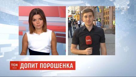 """В Госбюро ожидают визита Порошенко для допроса по делу телеканала """"Прямой"""""""