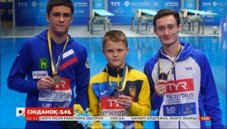 Наймолодший чемпіон: Олексій Середа розповів, як йшов до перемоги – пряме включення