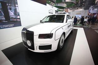 Президент Туркменистана пообещал купить все модели российских лимузинов Aurus
