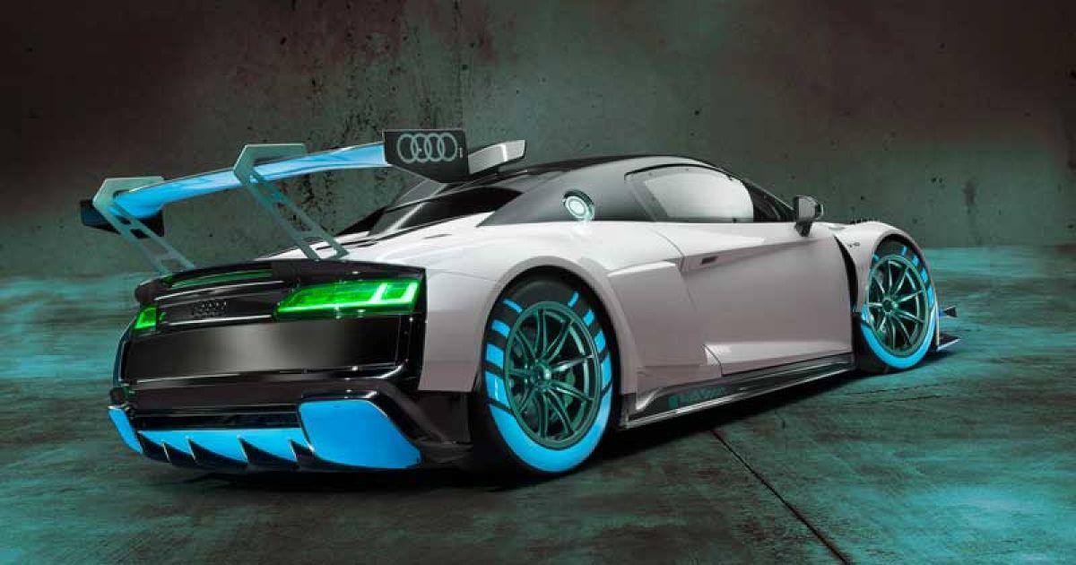 Audi выпустит электрогиперкар RS e-tron за $220 тысяч