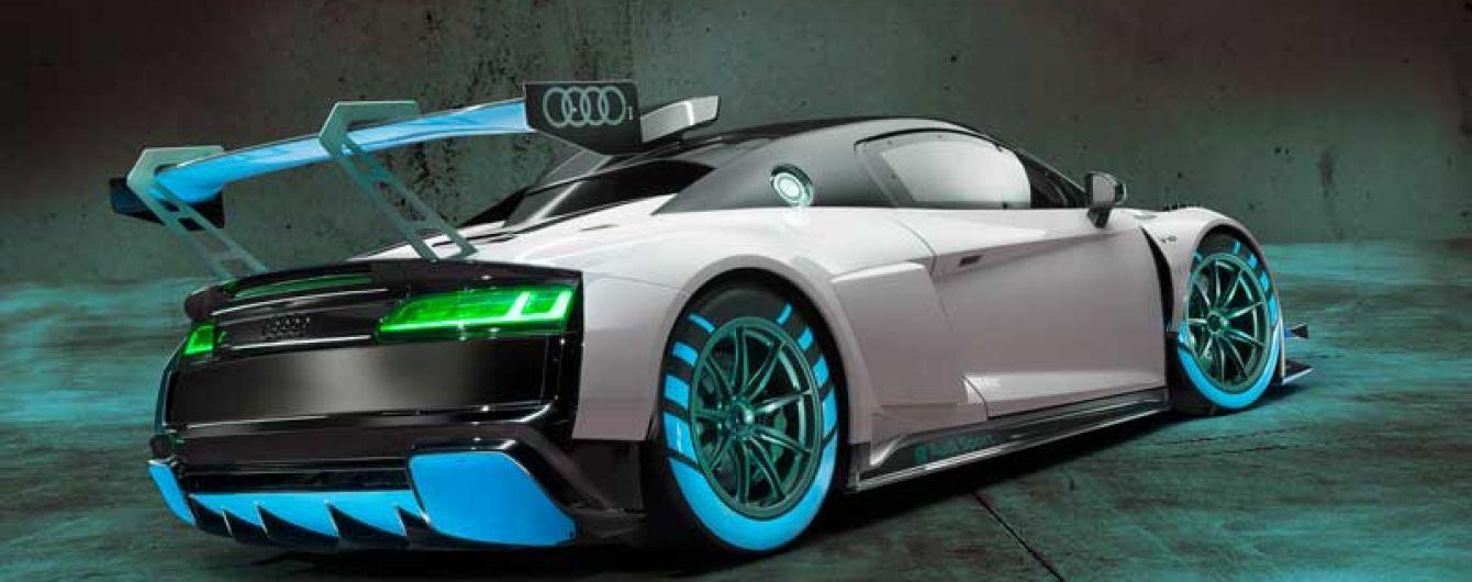 Audi випустить електрогіперкар RS e-tron за $220 тисяч