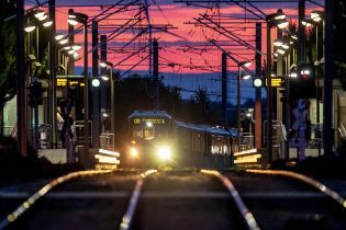 Ворованный кабель остановил бельгийские поезда