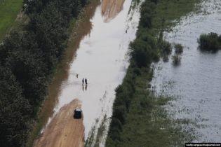 В России наводнения захватывают новые районы, а пожары расширились на 100 тыс. га