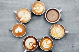 5 необычных рецептов кофе