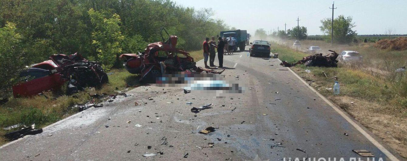Смертельная ДТП под Одессой. В аварии погибли сразу четыре человека