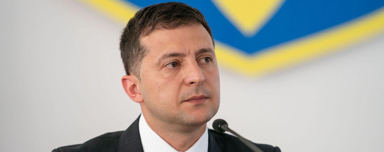 """Зеленский требует уволить руководство полиции и СБУ """"янтарных"""" регионов"""