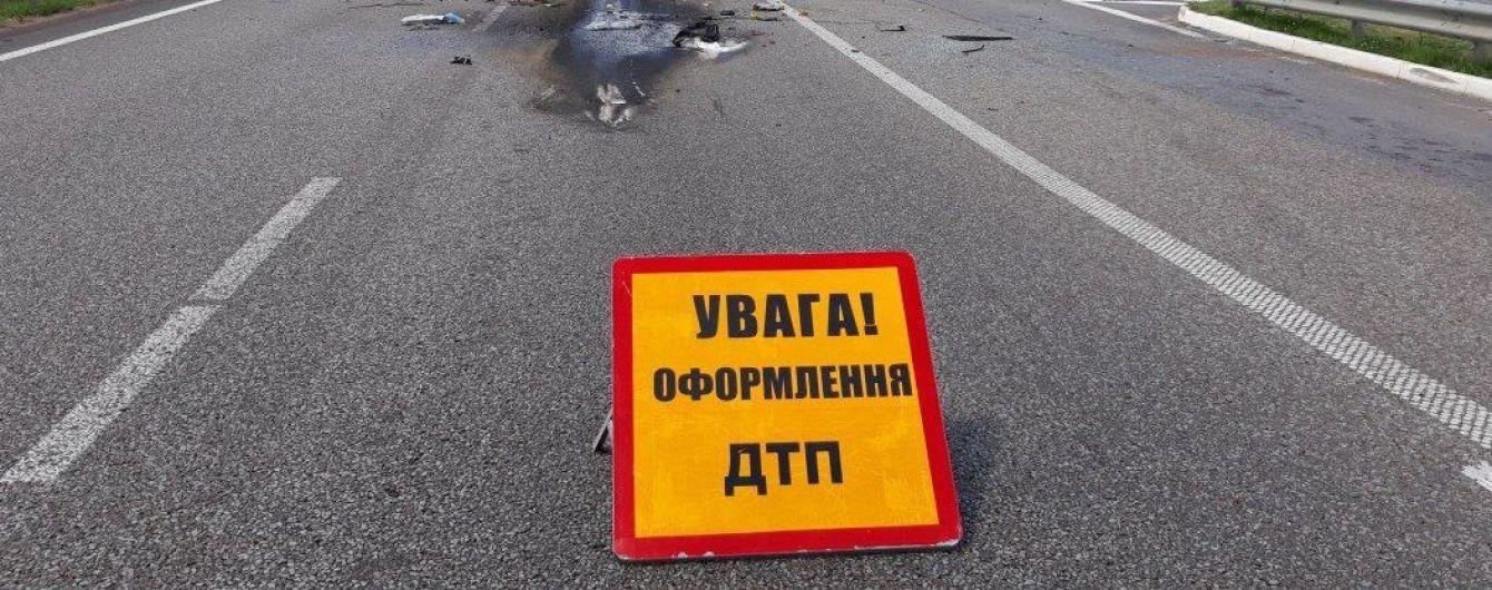Назвали район Киева, где происходит больше всего ДТП