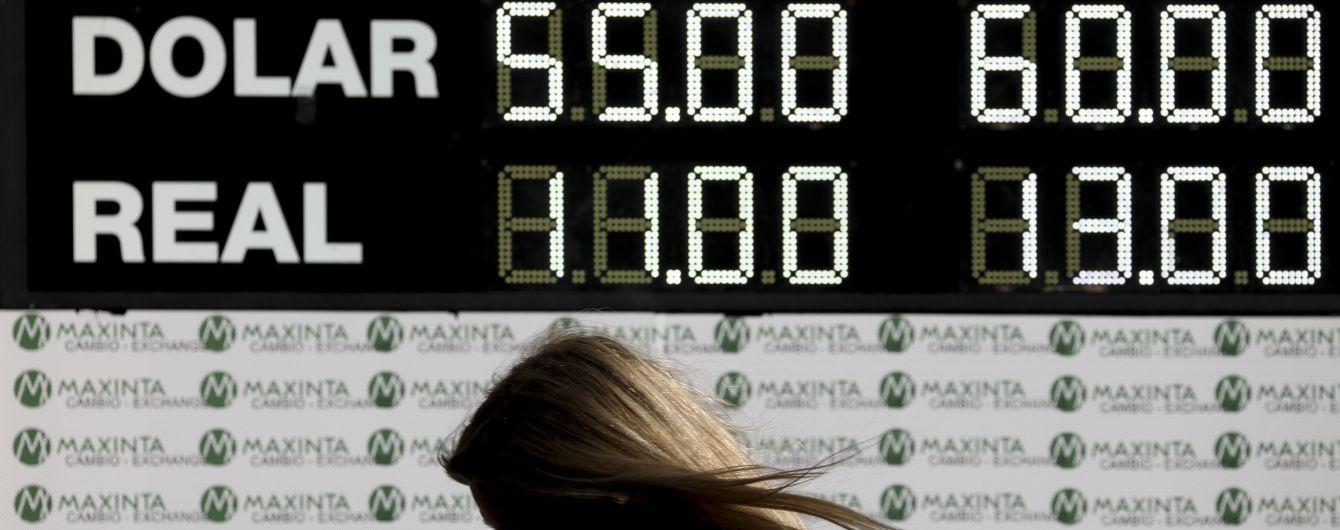 Результати президентських виборів рекордно обвалили економіку Аргентини