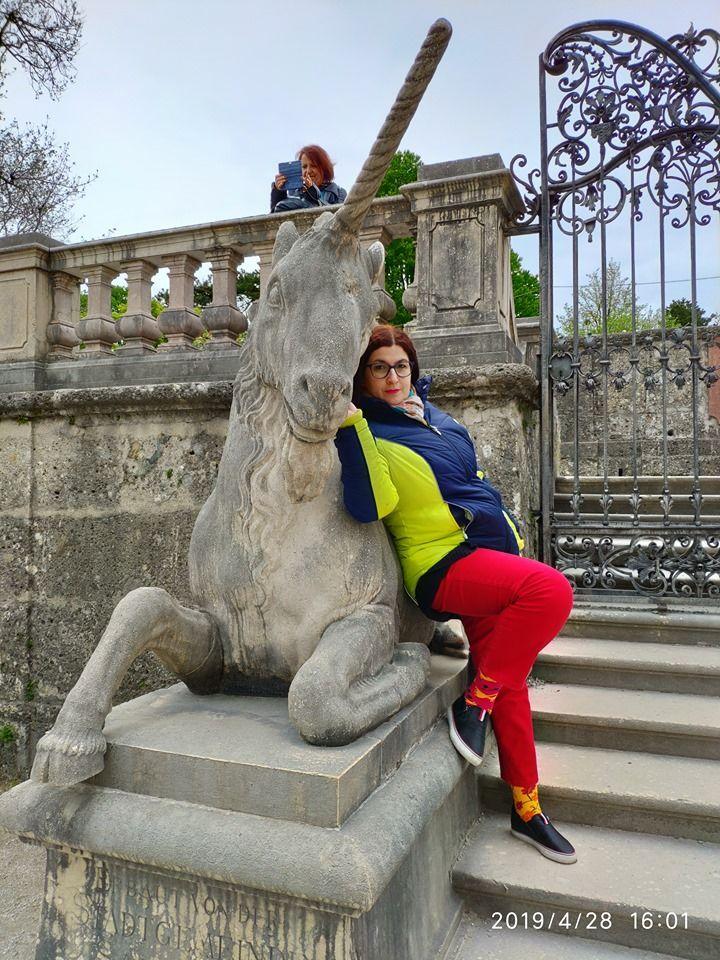 Єдинорог, Пашкіна, для блогів