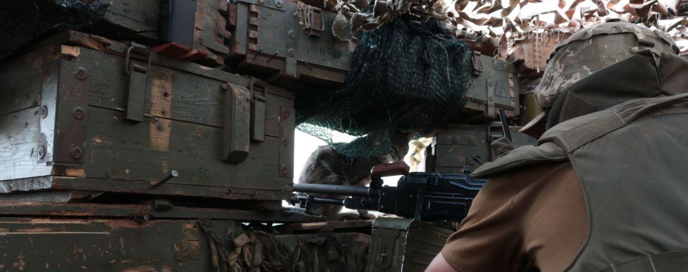 Бойовики продовжуть зривати перемир'я - поранили українського бійця. Ситуація на Донбасі