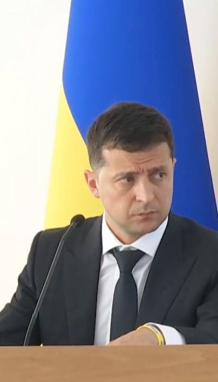 Янтарная война: президент уволил председателей правлений СБУ в нескольких областях