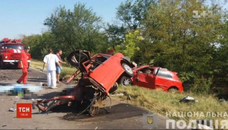 Четверо людей загинули унаслідок ДТП на Одещині