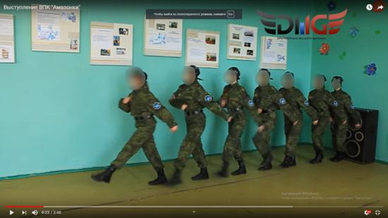 На Донбасі дітей вербують до клубів та готують до бойових дій проти українських сил. ГПУ оголосила підозри