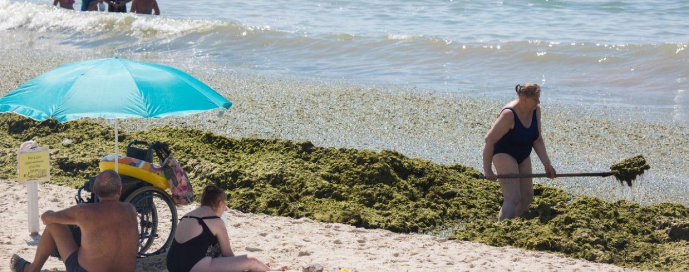 В Одесі не можна купатися на п'яти пляжах. Список