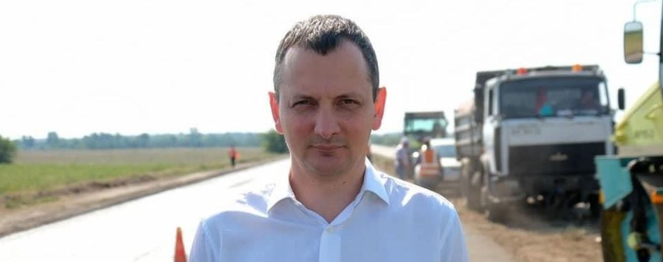 Юрій Голик: Траса Запоріжжя - Маріуполь буде готова в жовтні