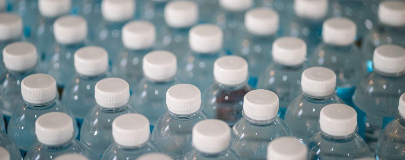 У Римі обмінюють пластикові пляшки на проїзд у транспорті