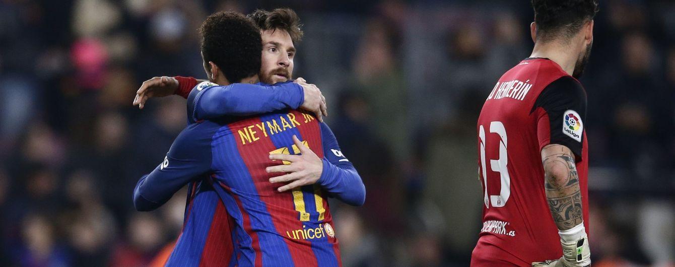 """Месси попросил Неймара не переходить в """"Реал"""" - Marca"""