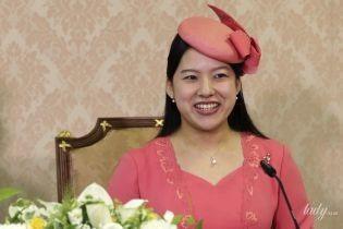 Хорошая новость: бывшая принцесса Японии Аяко ждет первенца
