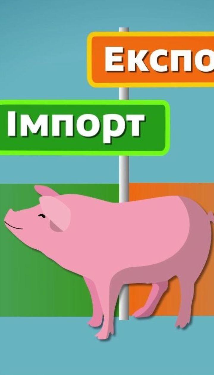 Обзор экономики: экспорт свинины, поезд в Германию и площадки для выгула собак
