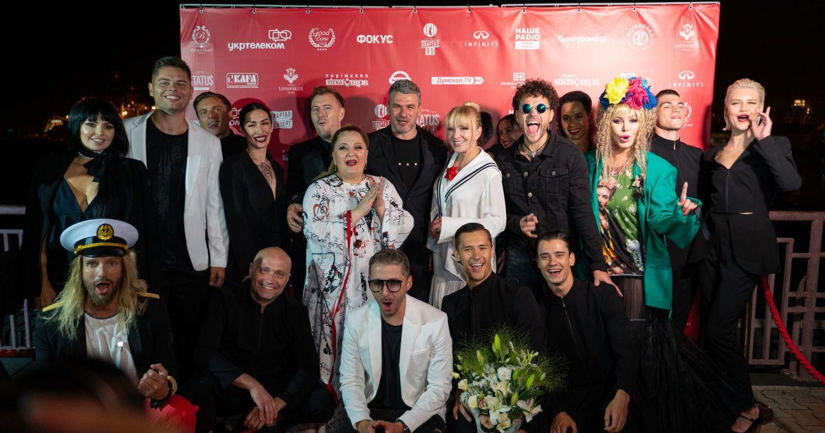 """@ Пресслужба фестивалю """"Лайма. Рандеву Одеса"""""""