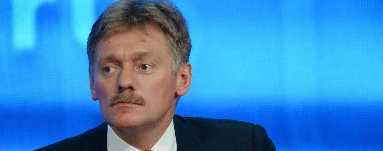 Кремль вперше відреагував на вибух у Сєверодвінську та стрибок радіації. Пєсков запевняє, що ситуація під контролем